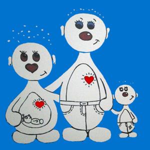 Auch Sie können mit Ihrer Familie in Freude, Frieden, Freiheit leben - Innere Reisen führen Sie auf den Weg dahin