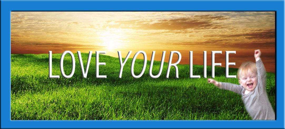 Innere Reisen für ein Leben in Freiheit und Freude - Love your life