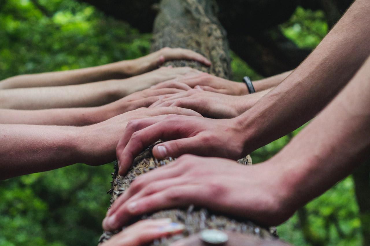 Helfende Hände für Hochwasserbetroffene